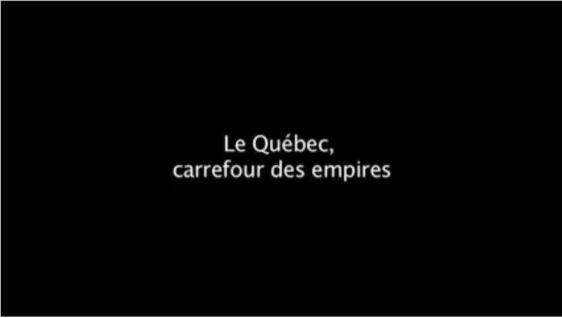 Géopolitique et avenir du Québec - 2 de 3