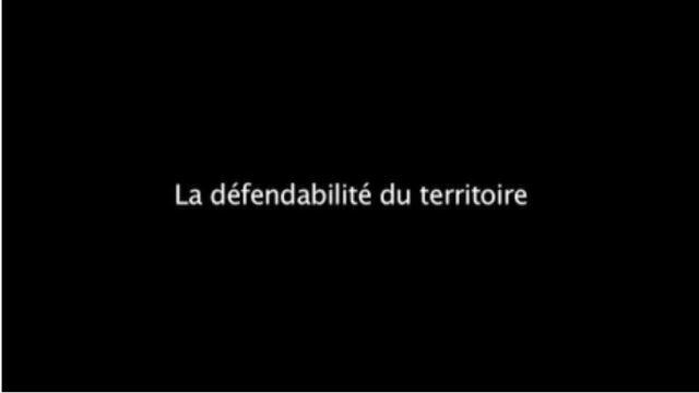 Géopolitique et avenir du Québec - 3 de 3