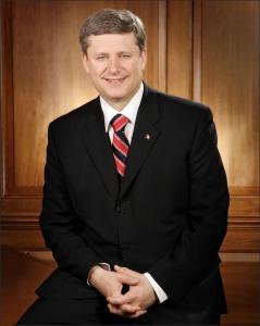 Stephen Harper, Premier ministre du Canada